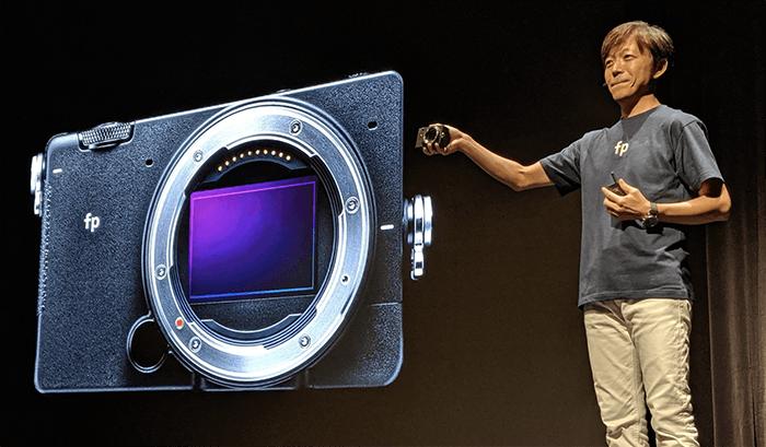 Sigma Full Frame Kamera