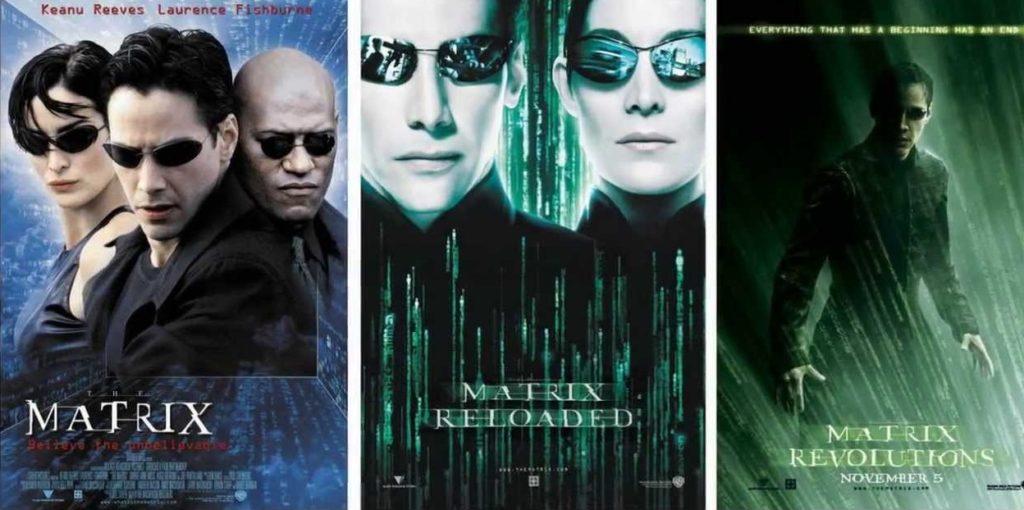 Matrix 4. Filmi İle Geri Dönüyor Keanu Reeves ve Carrie Ann Moss da kadroda