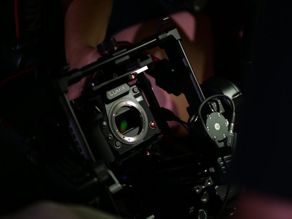 Panasonic Lumix DC-S1H Aynasız Full Frame Kamera