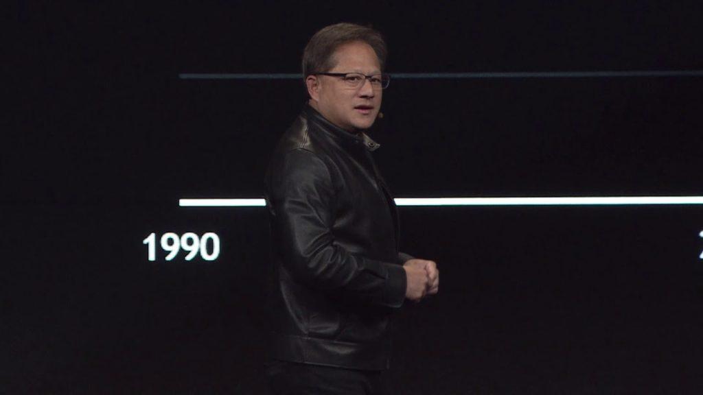 Nvidia CEO'su Jensen Huang RTX olmayan kart almak çılgınlık