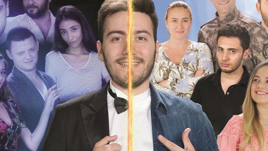 Enes Batur Hayal mi Gerçek mi Netflix Türkiye