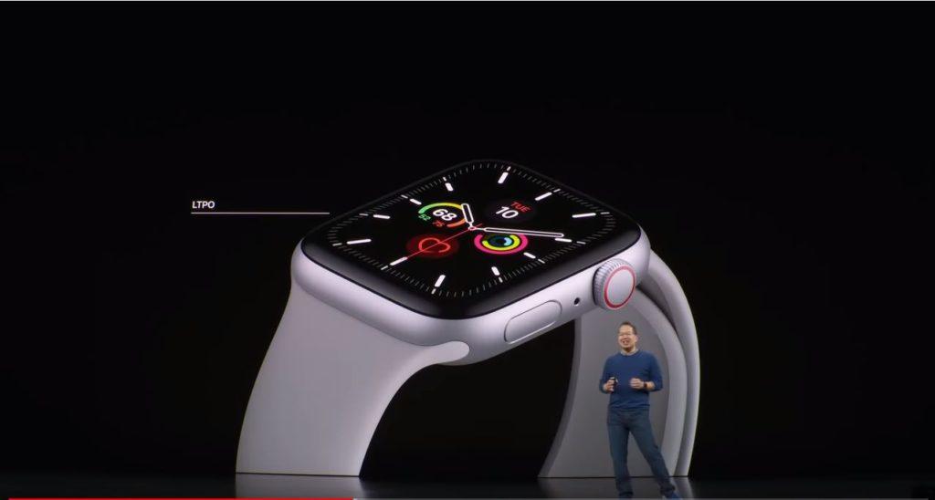 apple watch 5 fiyatı ve özellikleri