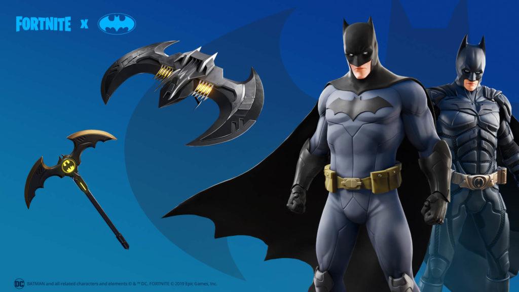 Fortnite X Batman Etkinliğinin Eşyaları Belli Oldu