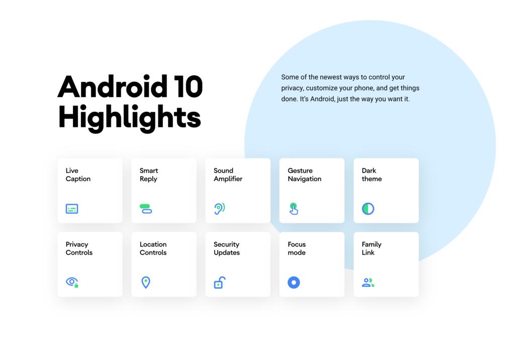 Android 10 Çıktı, Özellikleri ve Güncelleme Alacak Cihazlar