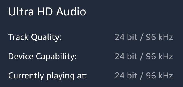 Amazon Music'in Yüksek Çözünürlüklü Müzik Servisi Aktif!