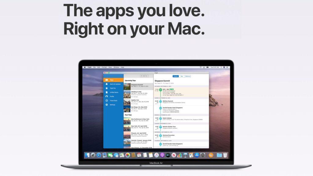 Mac Catalyst Nedir?