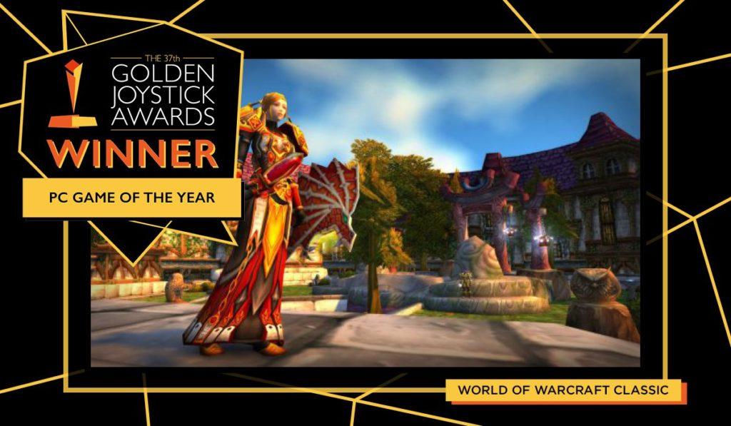 Golden Joystick Yılın En iyi PC Oyunu
