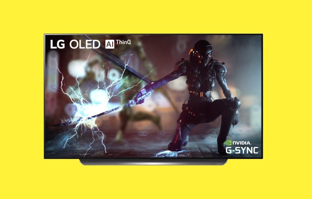 Nvidia G-Sync LG OLED Televizyonlara Geliyor