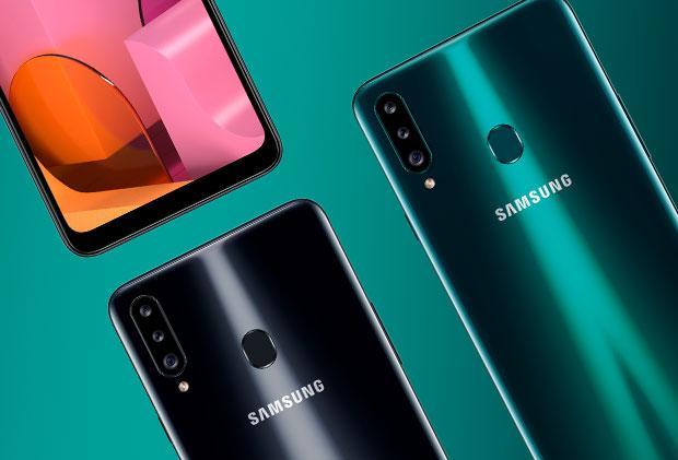 Samsung Galaxy A20S Fiyatı ve Özellikleri