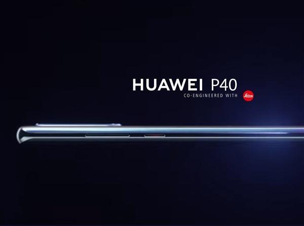 Huawei P40'a Ait Olduğu İddia Edilen Renderlar Ortaya Çıktı!