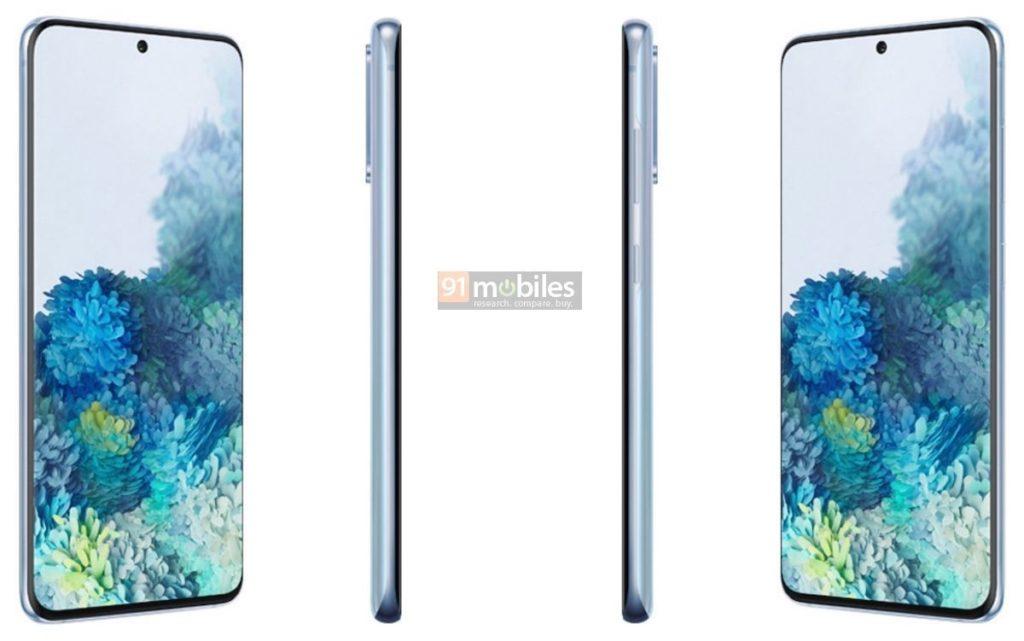 İşte Samsung Galaxy S20 Basın Görselleri!