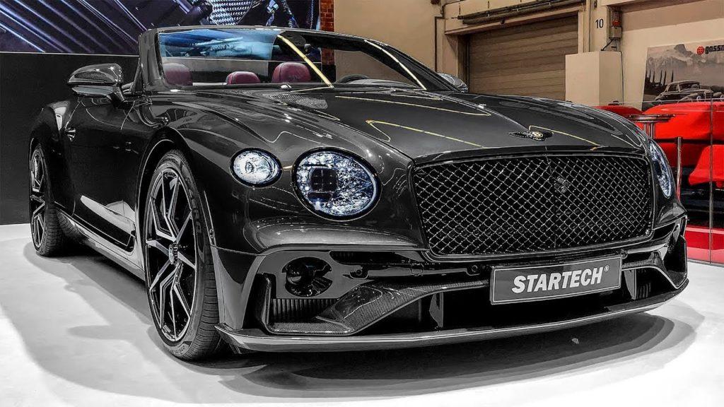 Elektrikli Bentley Satışa Hazırlanıyor!