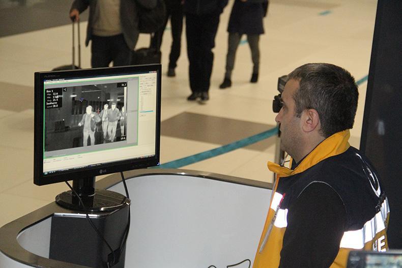 İstanbul Havalimanında Corona Virüsü Taraması Başlatıldı!